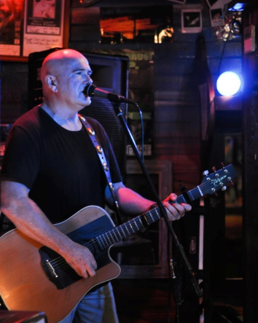Kieran McCarthy at KC's Bar and Grill